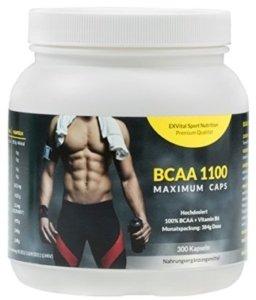 BCAA Pulver Muskelaufbau
