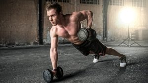 Ernährungsplan Muskelaufbau Männer
