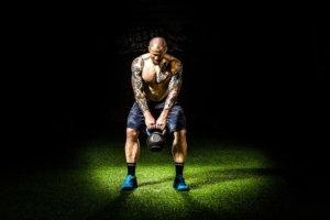 Muskelaufbau Übungen ohne Geräte
